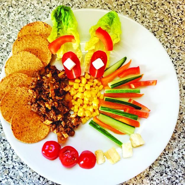 @sandra_reitan: #Taco til Ask :) #fredagskos #fredagstaco #foodart