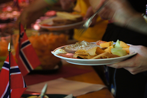 Photo courtesy of Skogfjorden, Concordia's Norwegian Language Village Food and language can  evoke both the exotic and the familiar.