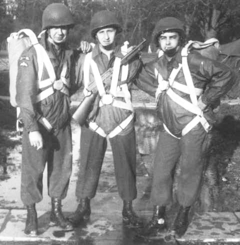 Photo: Rolf Hersted,  Odd A, Anderson (Christopher Mission 3/4 Sept. 44 and RYPE), Ka O.C. Johansen (Percy Red July 31/ Aug. 1 1944 and RYPE), Leif Eide (Percy Red and  China offensive operational to Hanoi French Indochina), Arne Herstad (Percy Red-China offensive).