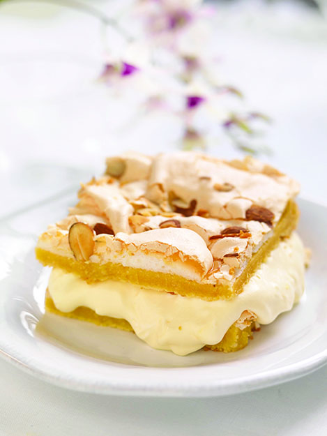 Photo: Tine Mediebank This dessert beat out marzipan cake and kransekake as Norway's official cake.