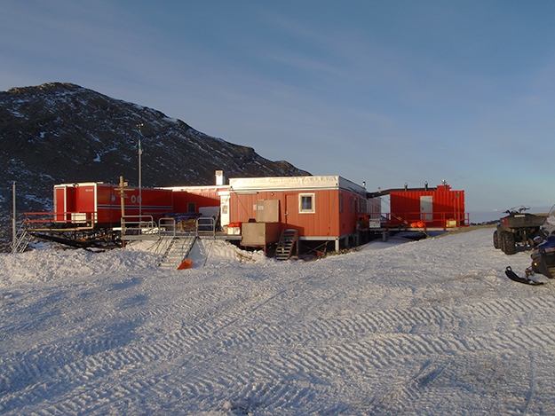 Photo: Islarsh / Wikimedia Commons Norway's Troll Station was named ten years ago by Queen Sonja.