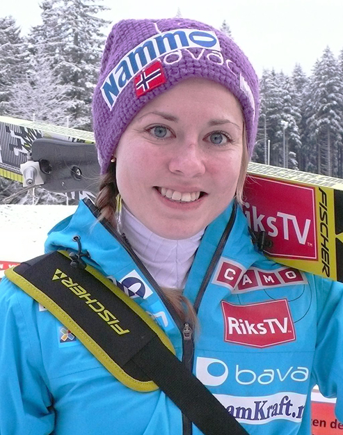 Photo: Manuguf / Wikimedia The 30-year-old ski jump pioneer says the joy of competing is gone.