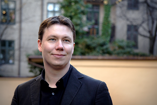 Photo courtesy of Ola Gjeilo The Norwegian-born composer says he feels at home and relaxed in New York.