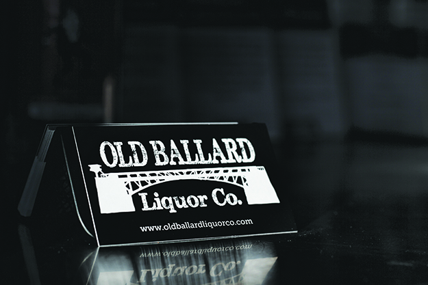 Photos: Jason Brooks / Old Ballard Liquor Co.