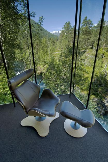 Photo courtesy of Juvet Landscape Hotel