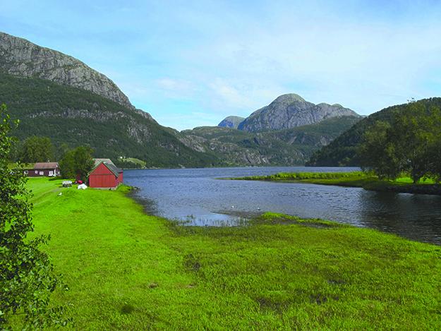 Photo: Pixabay The beautiful Sunnfjord region awaits.