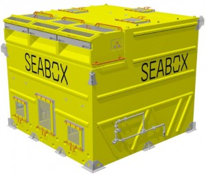 Photo: Sea-box.no Seabox's SWIT technology is an integrated subsea system for treatment and injection of seawater.
