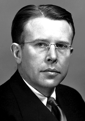 Photo: Wikimedia Commons Ernest Lawrence in 1939.