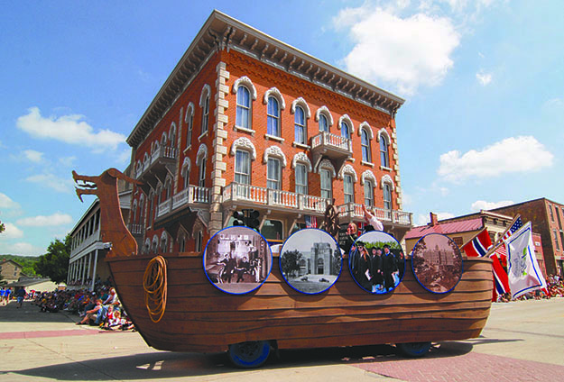 Photo courtesy of Winneshiek County Convention & Visitors Bureau