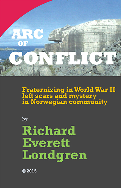 ARC of CONFLICT Cover for CreateSpace 6-7-15