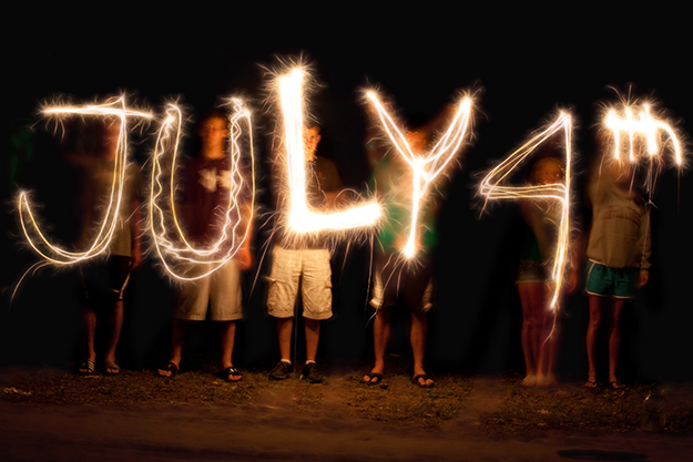 Photo: Pixabay Sparklers are okay, but I always crave big fireworks on Independence Day.