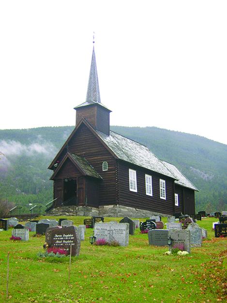 Photo: Kagee /  Wikimedia Commons Nord-Sel Kirke.