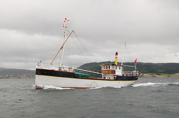 Photo: courtesy of Mona Engvig The Værdalen on the water after its long restoration project.
