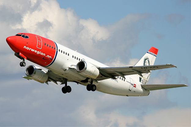 Photo: Dmitriy Pichugin / Wikimedia Norwegian Air Shuttle keeps expanding, while facing opposition from various groups.