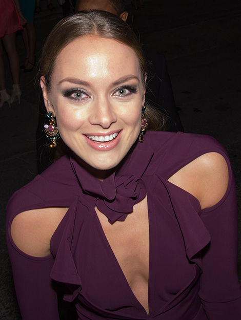 Photo: nickon / Wikimedia Commons Toby Regbo's character of King Francis II may be gone, but Reign still has Rachel Skarsten as Queen Elizabeth, seen on the show in much less modern garb.