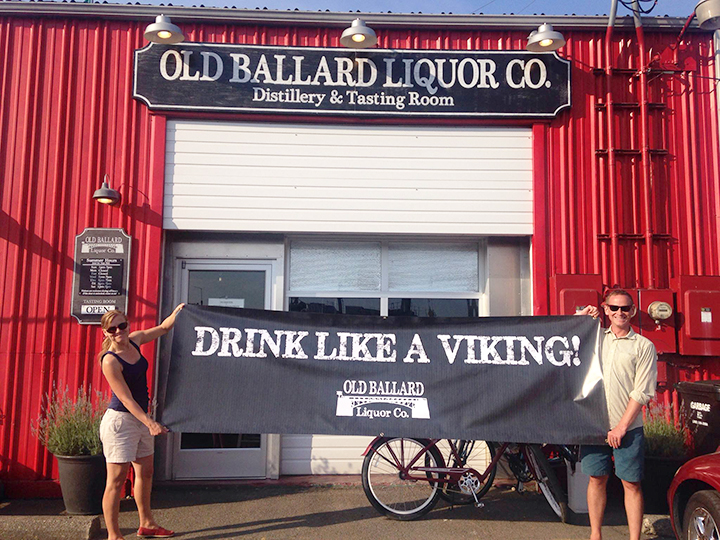 Photo: Old Ballard Liquor Co. You'll learn all about drinking like a Viking in this new regular column.