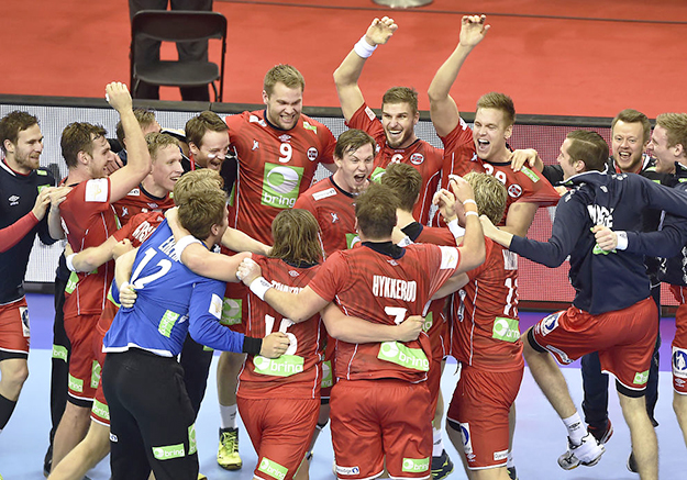 Photo: Bjørn S. Delebekk / VG  Norway's handball guys have their best showing yet with fourth place in Euro 2016.