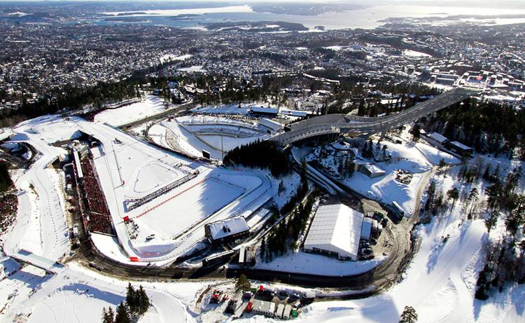 Biathlon Oslo
