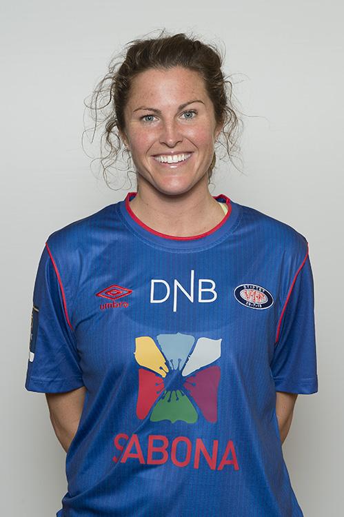 Photo: Digitalsport  Kelsey Hood, midfielder.