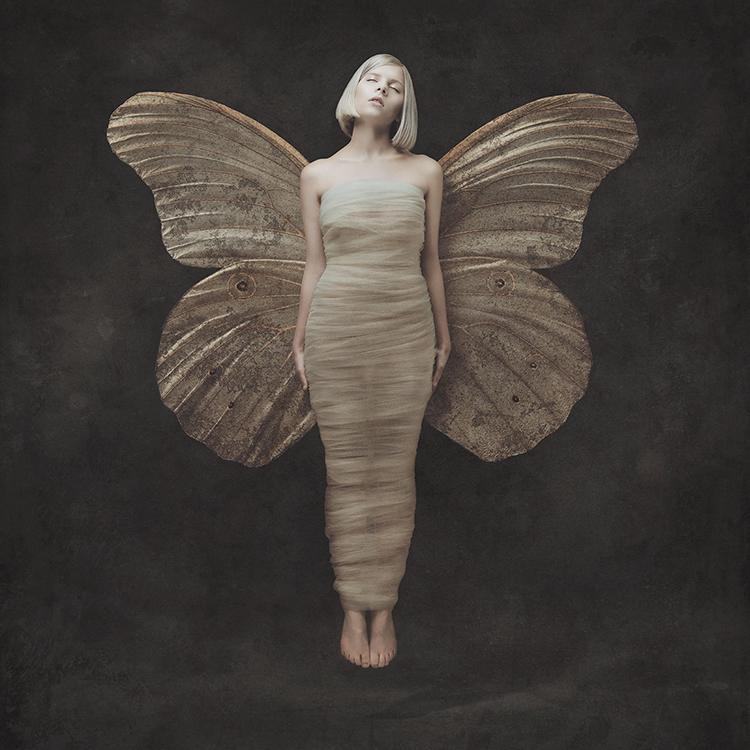 Photo: Decca Album art for AURORA's debut studio album, All My Demons Greeting Me as a Friend.