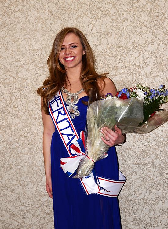 Photo: Eddie Johannessen Susannah O'Shea, Miss Norwegian Heritage.