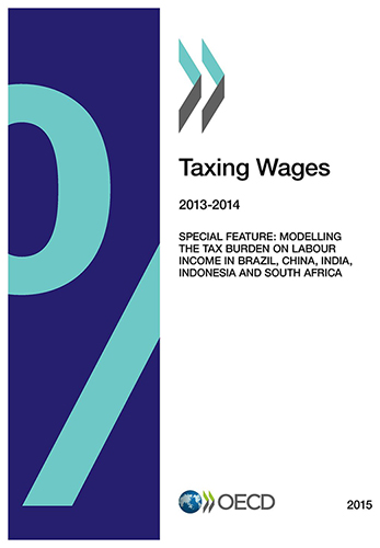 Photo: OECD Taxing Wages 2015, OECD Publishing, Paris.