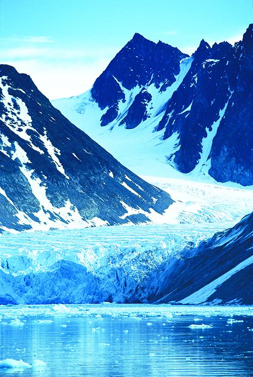 Photo: Jens Henrik Nybo / Visitnorway.com  Just one example of Svalbard's incredible scenery.