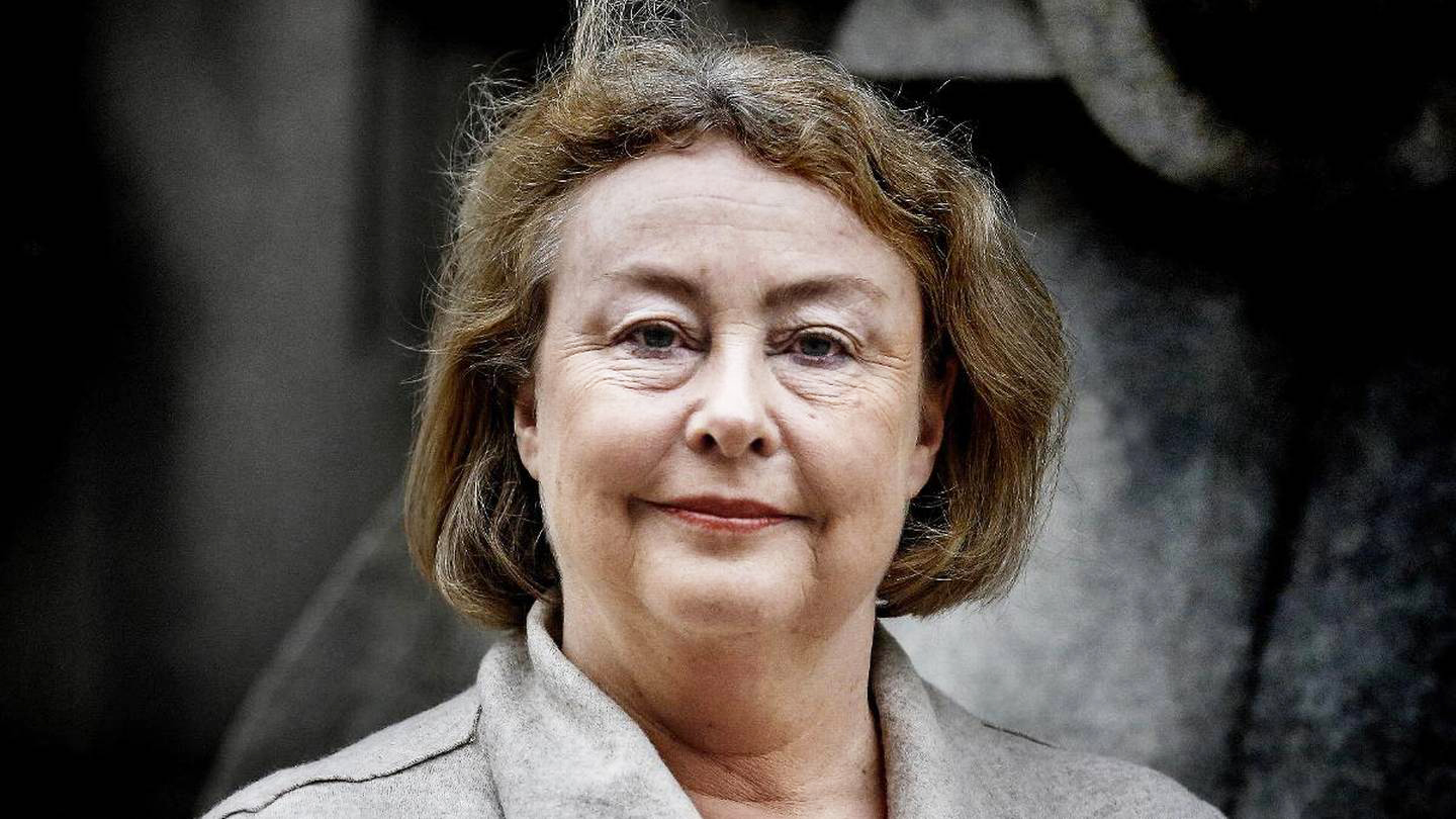 Photo: Tom A. Kolstad / Aftenposten Chief Justice Toril Marie Øie.