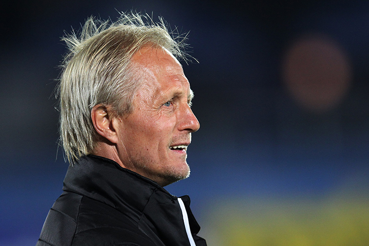 Photo: Steindy / Wikimedia Commons Jørn Anderson hopes to coach the 112th-ranked North Korean team into the 2022 World Cup.