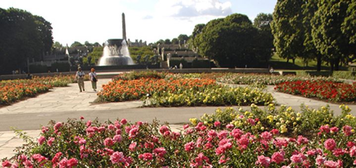 Photo: Nancy Bundt / Visitnorway.com / Vigeland-museet / BONO Frogner Park, a must-see in any Oslo trip.