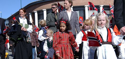 Photo courtesy of Sarpsborg Kommune Is Norway multicultural? It appears to be a matter of perspective and definition.