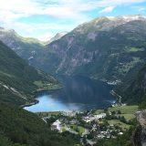 Photo: David Nikel The Geirangerfjord is one of Norway's most famous fjords, but many others are just as spectacular.