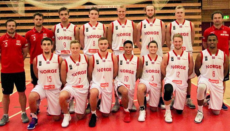 List of men's national basketball teams