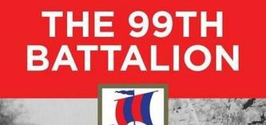 "Book cover of ""The 99th Battalion"""