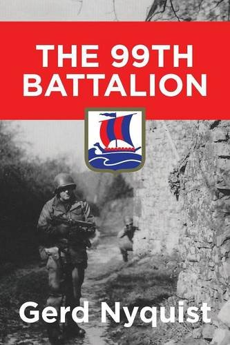 """Book cover of """"The 99th Battalion"""""""