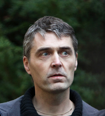 Director Erik Skjoldbjærg.