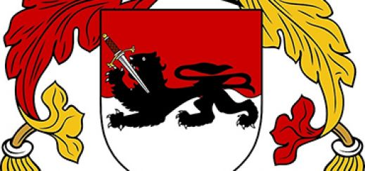 The Small coat-of-arms