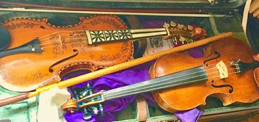 Norwegian instruments.