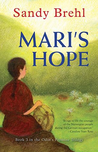 Cover of Mari's Hope.