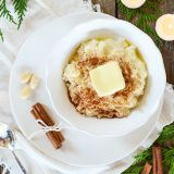 Norwegian Rice Porridge