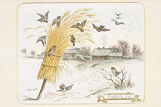 Julenek Norwegian Christmas tradition
