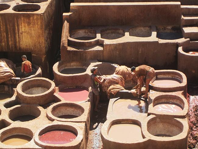 Journey through Morocco: Fez