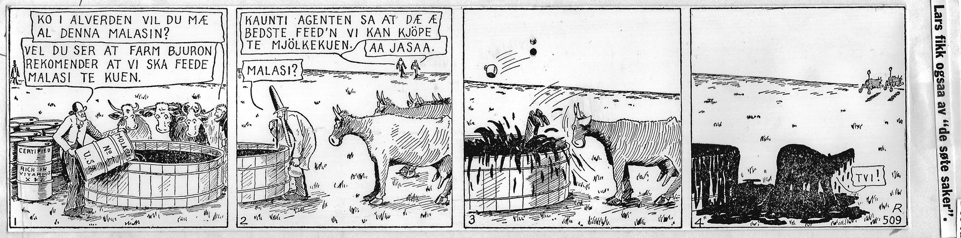 Han Ola and Han Per Norwegian comics 12/19