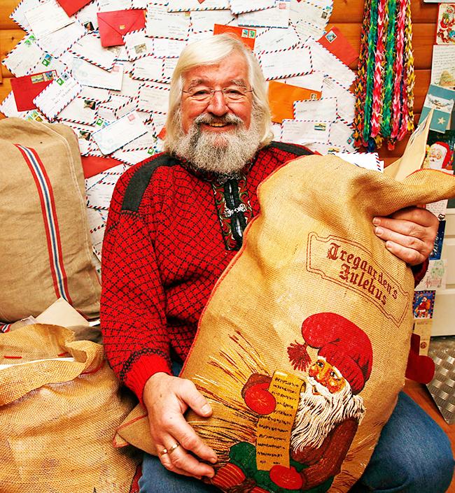 Drøbak Santa