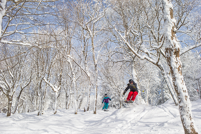 Canadian ski resorts: Mont Tremblant