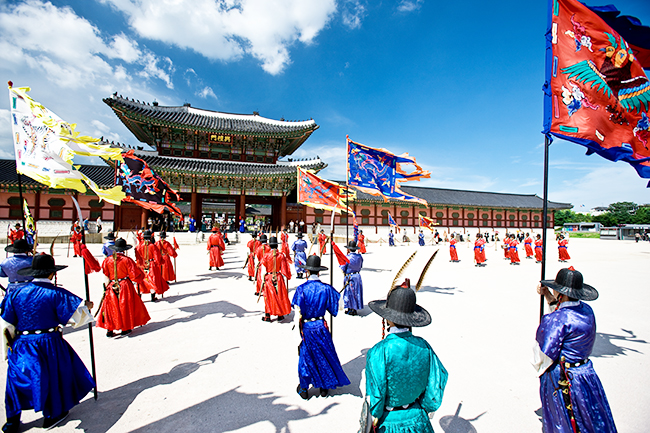 Seoul Palace, South Korea