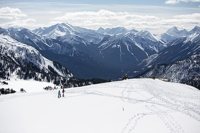 Canadian ski resorts: Banff