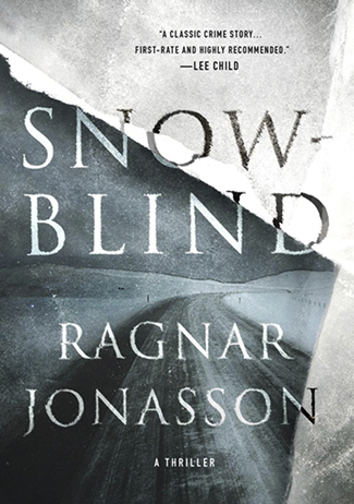Book cover: Snowblind