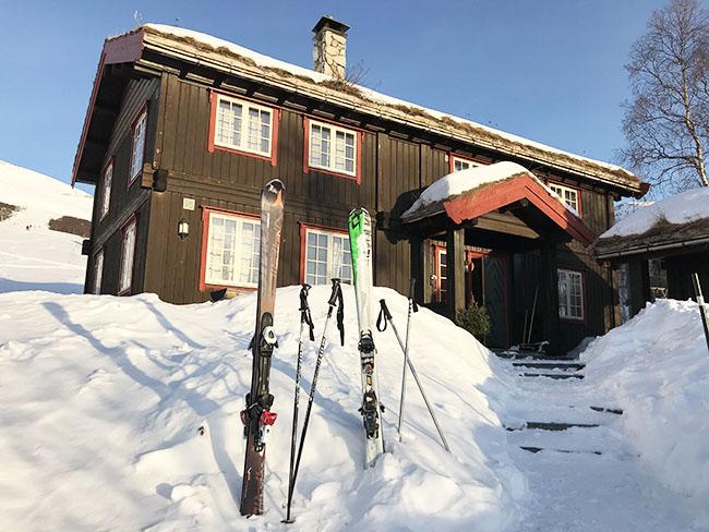 Oppdal cabin