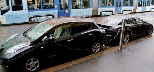 EV cars
